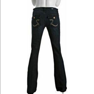 NWOT dark blue Rock & Republic bootcut jeans